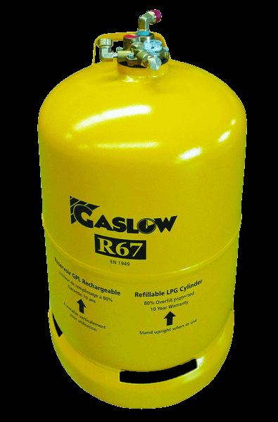 Réservoir GPL rechargeable n°1 Gaslow